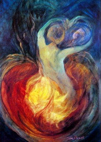 WEB~Woman. Earth. Body. Sacred Dance Circles | Nada Khodlova MA BC ...