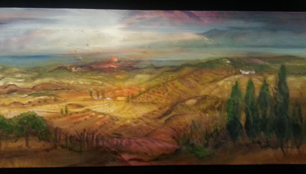 Seville dawn 16x40-orig avail-prints
