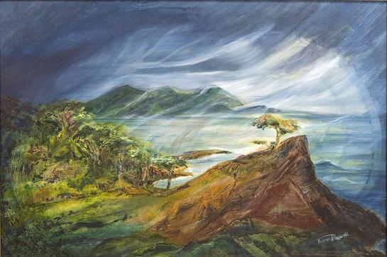 Solitary Tree at Carmel-26x37-orig avail